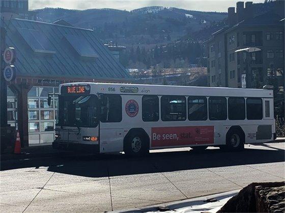 Avon Transit Bus