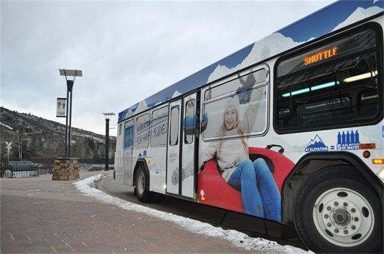 Town of Avon bus