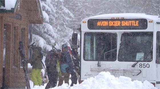 Avon Skier Express Shuttle