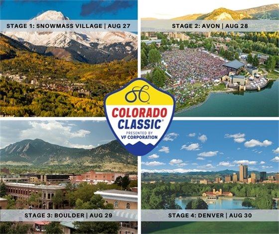 Colorado Classic Host Communities