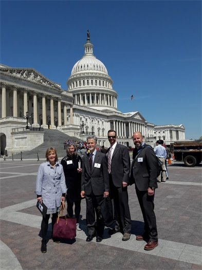 Local Elected Officials from Western Mountain Communities Meet with Congressional and Administration Leaders in Washington DC