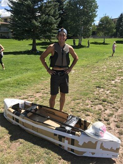 2017 Cardboard Boat Regatta