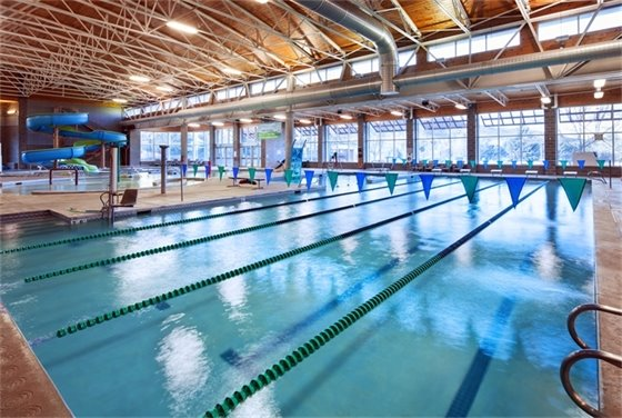 Avon Recreation Center Lap Pool