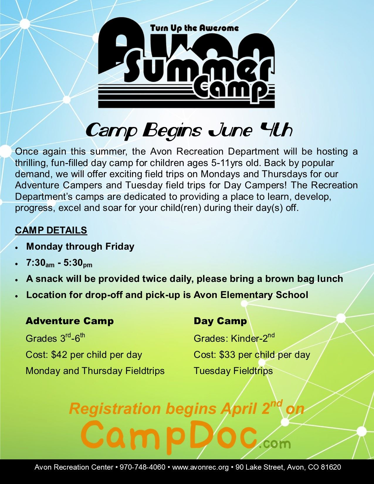 2018SummerCampFlyer