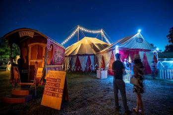 FCC tent Tim Carl