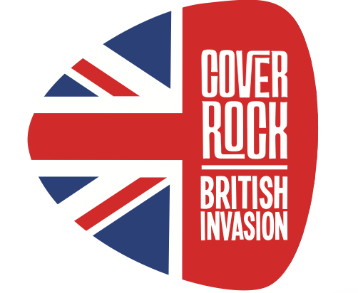 Cover Rock Guitar Pick Graphic