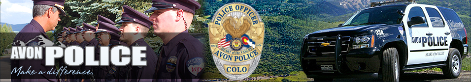 Avon, CO Police Department