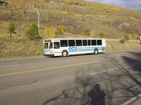 ECO Transit Bus